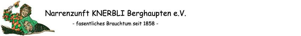 Narrenzunft Knerbli Berghaupten e.V.